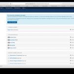 Joomla 3.4 Control panel/backend